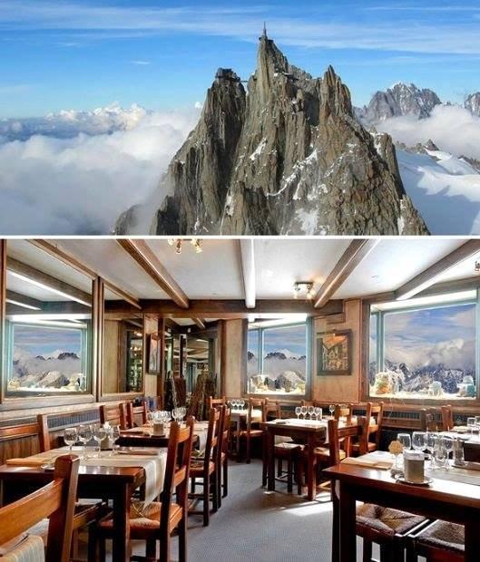 Dünyanın ən maraqlı restoranları