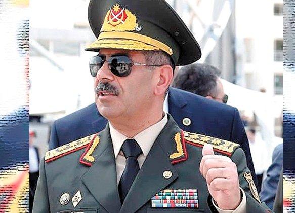 """Müdafiə naziri: """"Ərazi bütövlüyümüz bərpa olunacaq"""""""