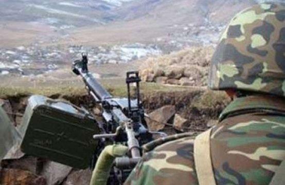 Ermənistan kəşfiyyatçıları müdafiə xəttimizi keçmək istəyib