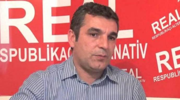 """Natiq Cəfərli: """"Azərbaycanda büdcə korrupsiyası yüksək səviyyədədir"""""""