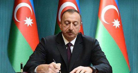 İlham Əliyev hərbi qulluqçularla bağlı sərəncam imzalayıb