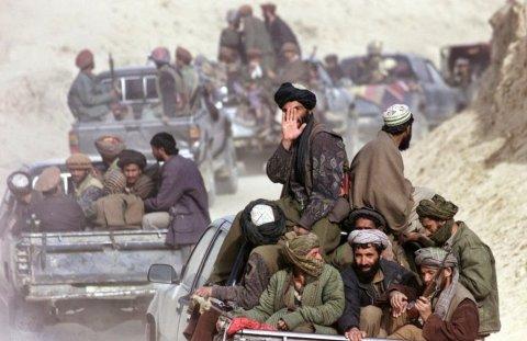 """""""Taliban"""" Əfqanıstanda müharibəni dayandırmaqdan imtina edib"""