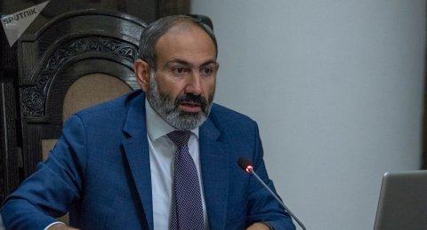 Paşinyan: Ermənistan Türkiyə ilə diplomatik münasibətlərin qurulmasına hazırdır