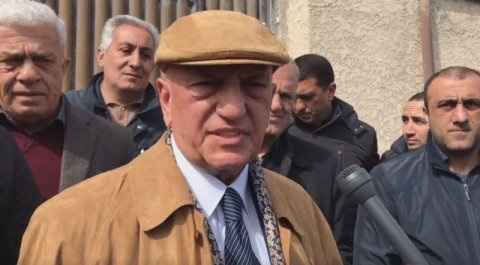 """Əli İnsanov: """"Azərbaycandan getmək fikrim yoxdur"""""""