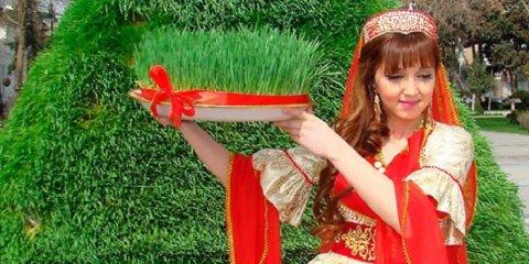 Bu gün Novruz bayramı qeyd olunur