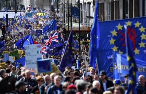 Londonda bir milyon nəfərlik aksiya keçirilib
