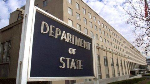 ABŞ Dövlət Departamenti Əkrəm İmamoğluya dəstək verdi