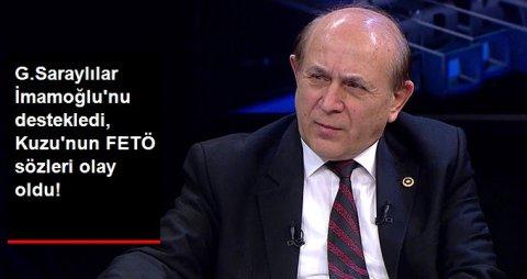 """""""Qalatasaray""""ın İmamoğluya dəstəyinə rəsmi reaksiya:"""