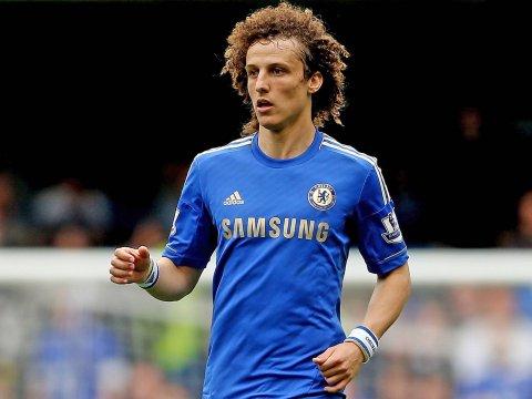 """David Luiz """"Çelsi"""" ilə müqaviləsini uzatdı"""