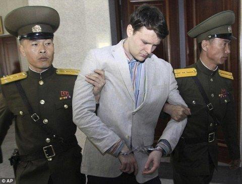 """Gənc oğlunu itirmiş ata: """"Şimali Koreya lideri canidir"""""""