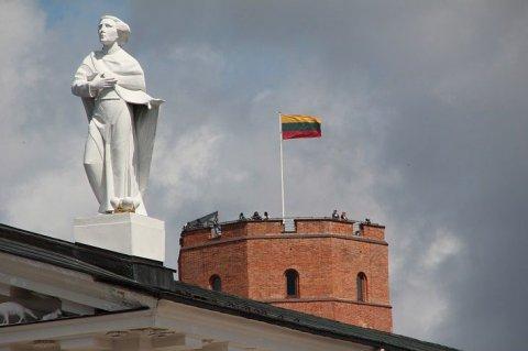 Litvada prezident seçilir