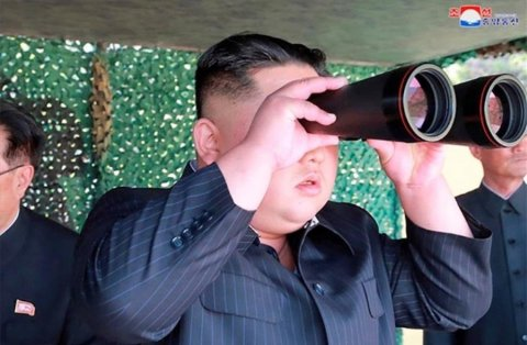 Şimali Koreyada yeni ballistik raket bazası aşkarlanıb
