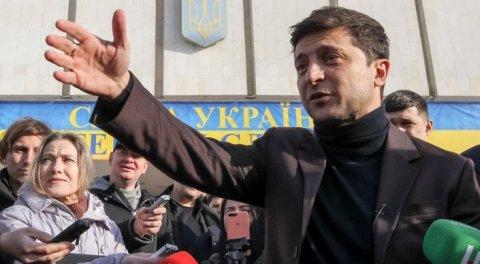 Ukraynanın yeni prezidenti məhkəməyə çağırılıb