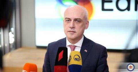 """Gürcüstan XİN: """"Azərbaycanla münasibətlərin gərginləşməsinə yol verməməliyik"""""""