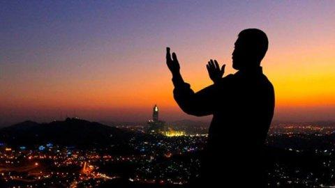 Ramazanın 10-cu gününün duası, imsak və iftar vaxtı