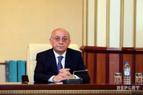 """Mübariz Qurbanlı: """"Azərbaycanda boşanma halları çox azdır..."""""""