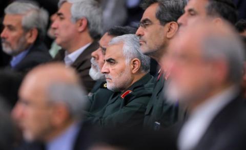 Yanlış həyəcan: general Süleymani İrandadır
