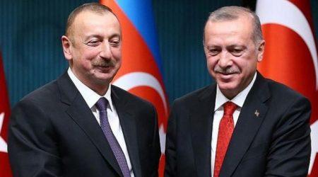 Türkiyə prezidenti İlham Əliyevə zəng edib