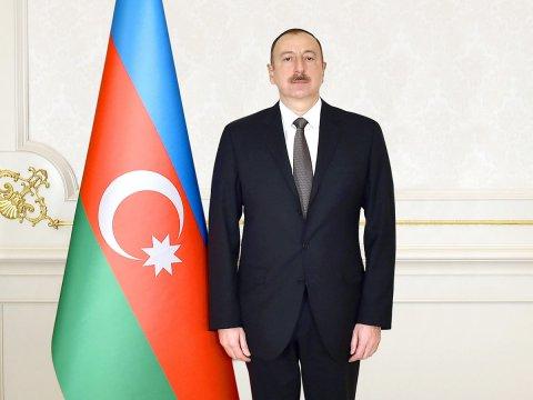 Prezident İlham Əliyev Şimali Makedoniyanın dövlət başçısını təbrik etdi