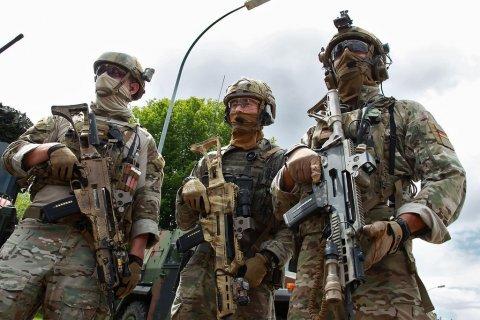 Almaniya və Niderland İraqda hərbi fəaliyyətini dayandırıb