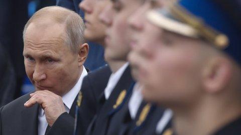 Hər 3 rusiyalıdan biri Putindən narazıdır