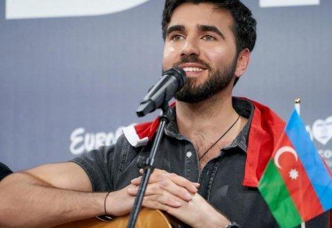 """""""Eurovision""""un nəticələrinə yenidən baxıldı, Çingiz Mustafayevin yeri dəyişdi"""