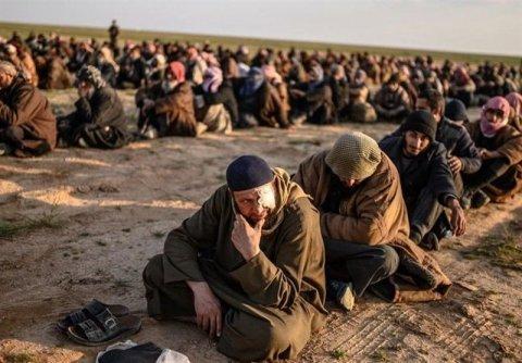 İŞİD 3 Fransa vətəndaşı haqda edam qərarı verdi