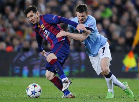 Milner: Messi məni eşşək adlandırıb