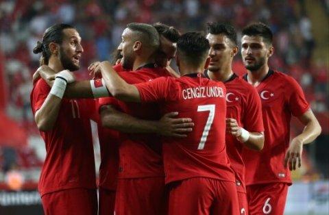 Türkiyə millisi Yunanıstanı məğlub etdi