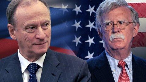 Bolton və Patruşev bir arada: Qüdsdə İsrail-ABŞ-Rusiya üçlüyünün görüşü olacaq