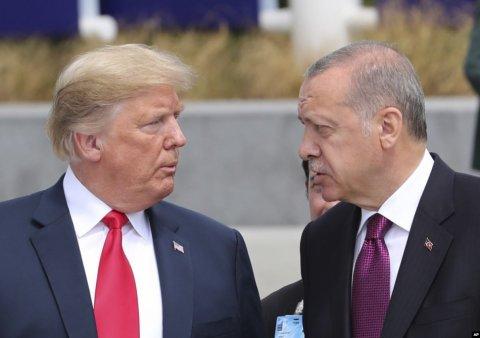 Türkiyə ilə ABŞ arasında nifaq salan Rusiya raketi... - Tramp birgə komissiya ideyasını dəstəklədi