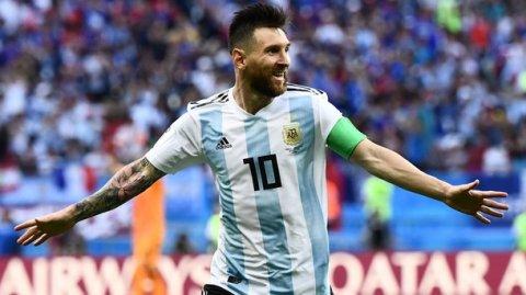 Messi karyerasını millidə mükafat qazanmaqla başa vurmaq istəyir