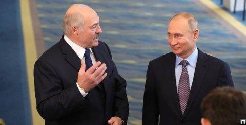 Putin Rusiya və Belarusun birləşməsi məsələsinə nöqtə qoydu