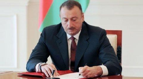 Prezident sərəncam imzaladı: Fəxri adlar və medallar verildi