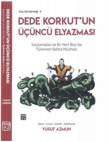"""""""Kitabi-Dədə Qorqud""""un 3-cü nüsxəsi nəşr olunub"""