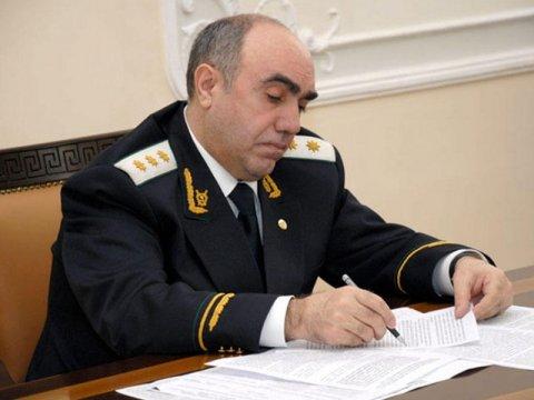 Zakir Qaralov yeni prokuror təyin edib