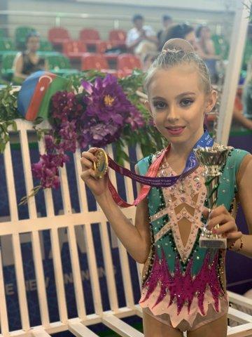 Mina Abbasova bu dəfə də qalib oldu