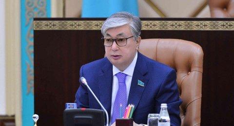"""Qazaxıstanın yeni prezidentindən Trampa ultimatum: """"Çinlə savaşı dayandırın"""""""