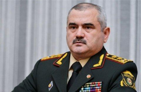 General yeni rəis təyin etdi - Dövlət Xidmətində dəyişiklik