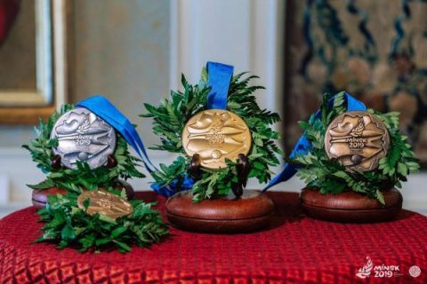 Azərbaycan Minskdə ilk medalını qazandı