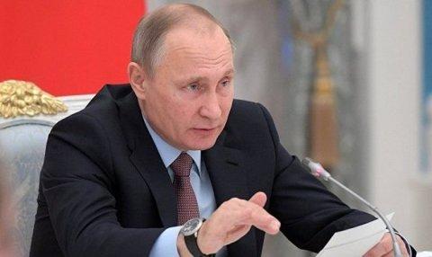 Putindən Avropa İttifaqı ilə bağlı qərar - Ərzaq embarqosunun müddəti uzadıldı