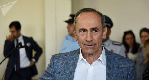Sabiq prezident Koçaryan yenə həbs olundu