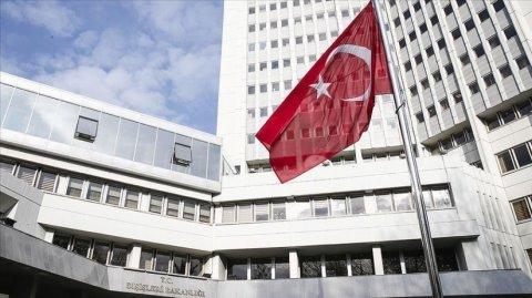 Türkiyə BMT və İsveçrəyə nota verdi