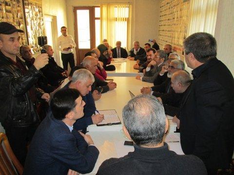 Komitə Qarabağ məsələsini siyasi alver predmetinə çevirib