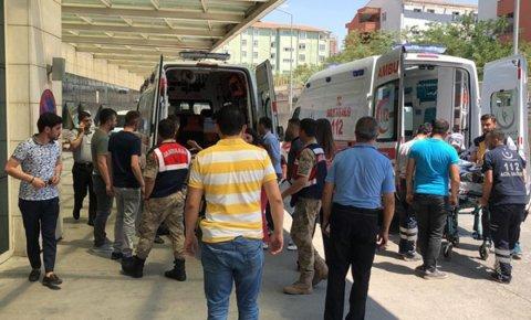 PKK Türkiyədə daha bir terror törətdi - Ölən və yaralananlar var