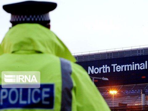 London aeroportunda həbs: qadın terrorda ittiham olunur
