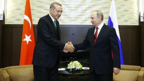 Ərdoğanla Putin nədən narahatdır? - İki ölkə lideri telefonla danışdı