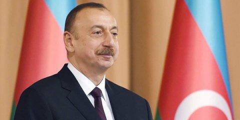 İlham Əliyev Azərbaycan xalqını təbrik edib