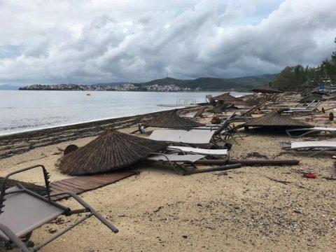 Yunanıstanda dəhşət: 6 turist öldü, 108 yaralı var