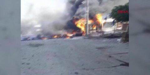 Suriyada partlayış: 8 nəfər ölüb, 35-i yaralanıb